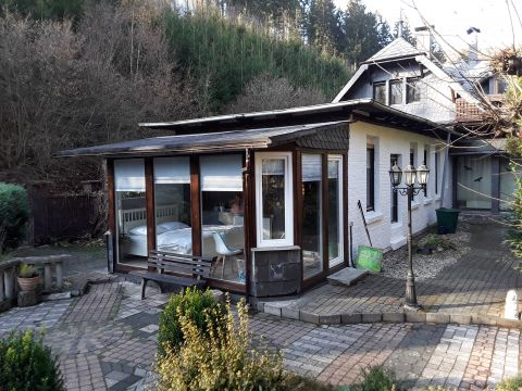 Flat in Schutzbach - Vacation, holiday rental ad # 65588 Picture #9