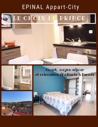 Gite Epinal - 4 people - holiday home