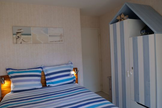 Flat in La Baule - Vacation, holiday rental ad # 65654 Picture #4