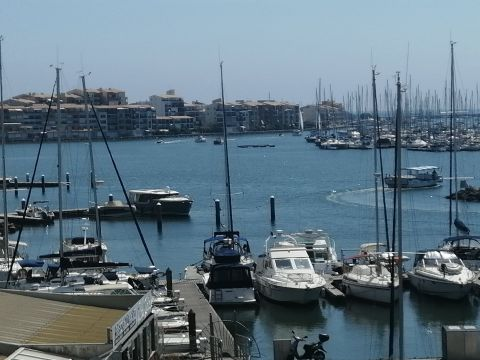 Appartement in Cap d'agde - Anzeige N°  65664 Foto N°2 thumbnail