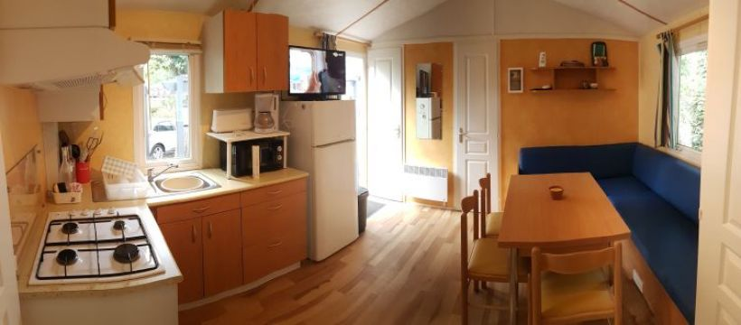 Mobile home in Argeles-sur-mer - Vacation, holiday rental ad # 65687 Picture #4
