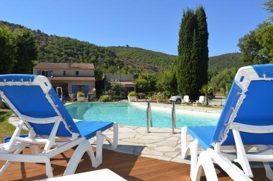 Huis Le Castellet - 12 personen - Vakantiewoning  no 65712