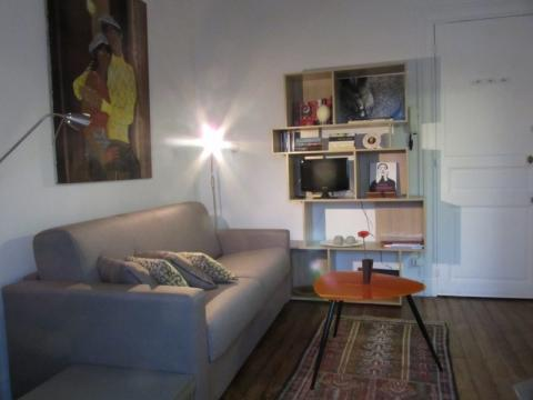 Studio in Biarritz - Vacation, holiday rental ad # 65774 Picture #3