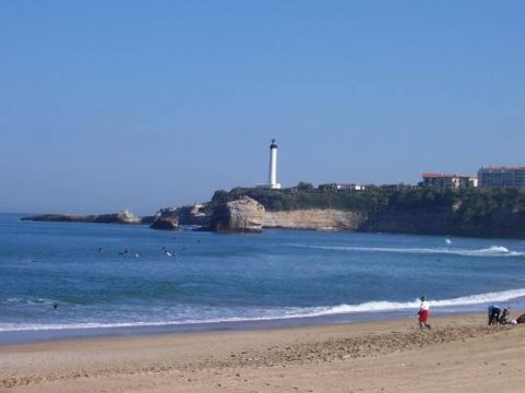 Flat in Biarritz - Vacation, holiday rental ad # 65776 Picture #2