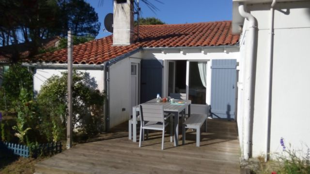 House in La Tremblade - Vacation, holiday rental ad # 65777 Picture #1