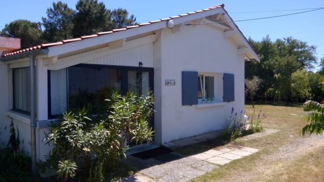 House in La Tremblade - Vacation, holiday rental ad # 65777 Picture #0