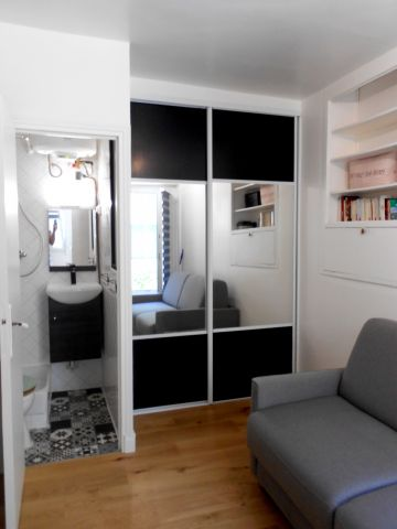 Studio in Paris - Vacation, holiday rental ad # 65781 Picture #2