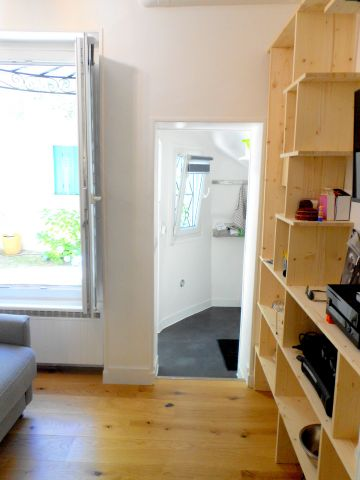 Studio in Paris - Vacation, holiday rental ad # 65781 Picture #4