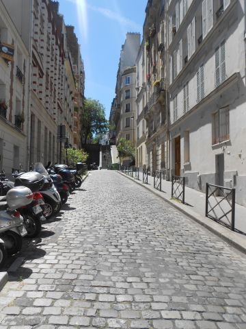 Studio in Paris - Vacation, holiday rental ad # 65781 Picture #6
