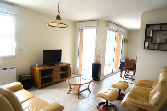 Flat in AUDIERNE - Vacation, holiday rental ad # 65834 Picture #1
