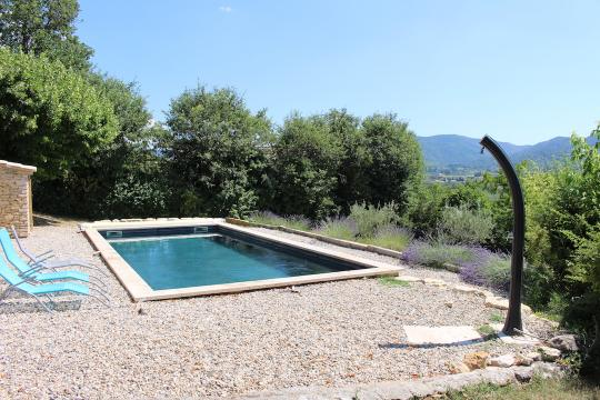 House in SAINT MARCELLIN LES VAISON - Vacation, holiday rental ad # 65846 Picture #1