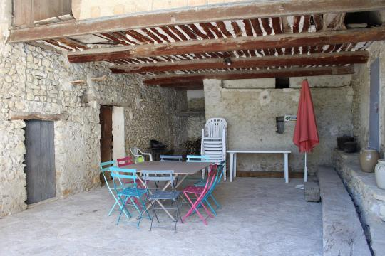 House in SAINT MARCELLIN LES VAISON - Vacation, holiday rental ad # 65846 Picture #2