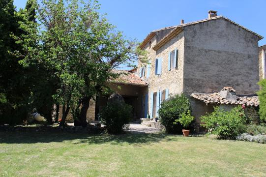 House Saint Marcellin Les Vaison - 12 people - holiday home  #65846
