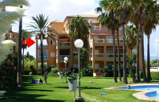 Flat in Dénia - Vacation, holiday rental ad # 65864 Picture #1