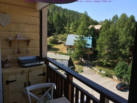 Studio in Le devoluy (agnieres en devoluy) - Vacation, holiday rental ad # 65901 Picture #1 thumbnail