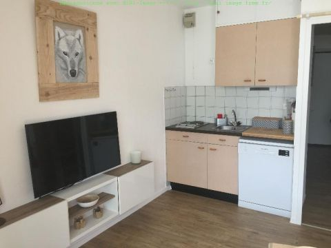 Studio in LE DEVOLUY (AGNIERES EN DEVOLUY) - Vacation, holiday rental ad # 65901 Picture #4