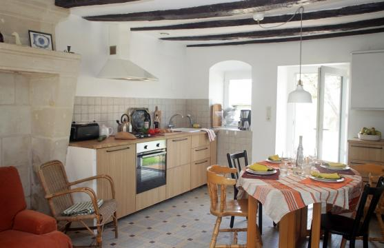 Maison Varennes Sur Loire - 4 personnes - location vacances  n°65904