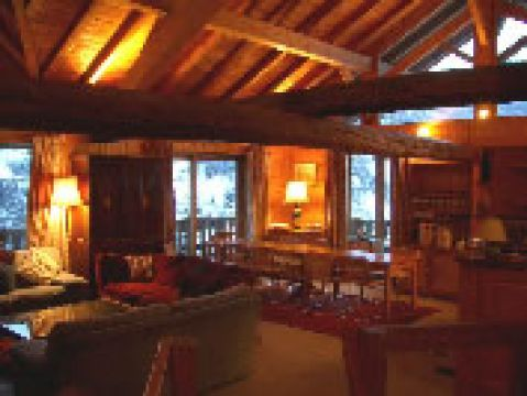 Chalet in Sainte Foy Tarentaise - Vacation, holiday rental ad # 65909 Picture #0