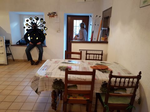 House in BESSE ET SAINTE ANASTAISE - Vacation, holiday rental ad # 65979 Picture #6