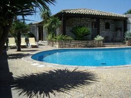 Gite Pomerols - 8 people - holiday home  #65051