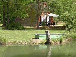 Chalet Sarlat - 4 personnes - location vacances  n°65058