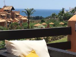 Flat in Marbella for   6 •   with terrace