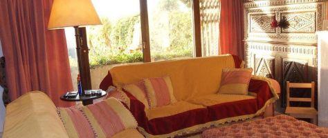 Chambre d'hôtes à Areia branca pour  8 •   avec balcon