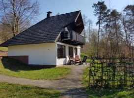 Maison à Frankenau pour  6 •   avec balcon   n°65239