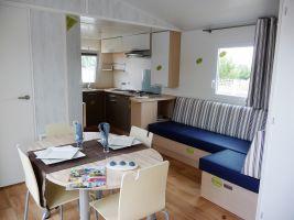 Mobil-home Sérignan - 6 personnes - location vacances  n°65303