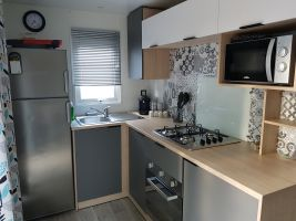 Mobil-home Vias Plage - 6 personnes - location vacances  n°65307