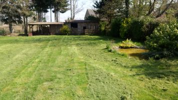 Gite in Rouy for   10 •   animals accepted (dog, pet...)