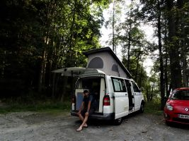 Van T5  - 4 personnes - location vacances  n°65358