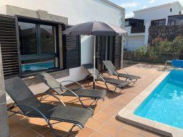Maison 4 personnes Playa Blanca - location vacances  n°65496