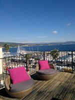 Flat in La ciotat for   4 •   with terrace