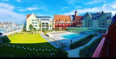 Appartement Deauville - 6 personnes - location vacances  n°65529