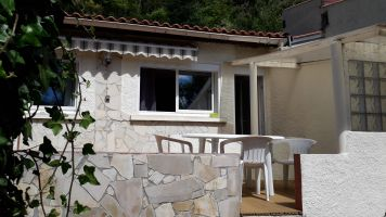 Maison 5 personnes Lamalou Les Bains - location vacances  n°65546