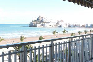 Appartement Peñiscola - 7 personnes - location vacances  n°65649