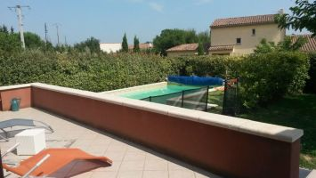 House Chateauneuf Du Pape - 8 people - holiday home  #65713