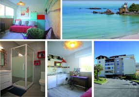 Flat Biarritz - 2 people - holiday home  #65776