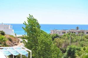 Mojacar playa -    uitzicht op zee
