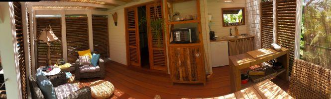 Bungalow 2 personnes  - location vacances  n°65803