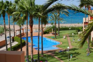Flat in Dénia for   4 •   view on sea