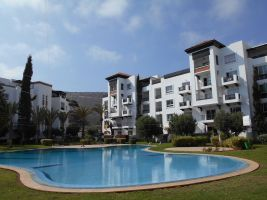 Lovely two bedroom apartment in Marina Agadir Ref: t2433