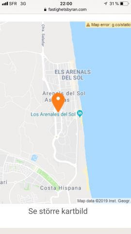 Flat in Arenales del sol - Vacation, holiday rental ad # 66029 Picture #9