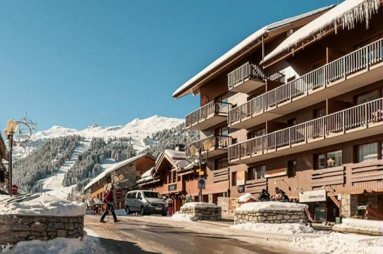 Appartement à Meribel  - Location vacances, location saisonnière n°66052 Photo n°1 thumbnail