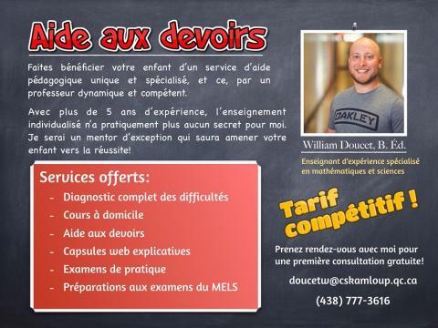 in Rivière-du-loup für  12 N°66068
