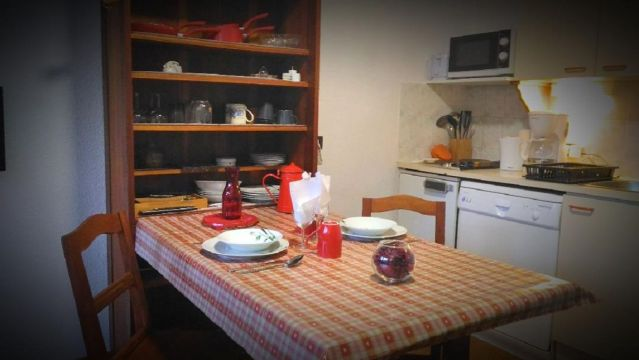 Studio in bourg saint maurice - Vacation, holiday rental ad # 66079 Picture #12