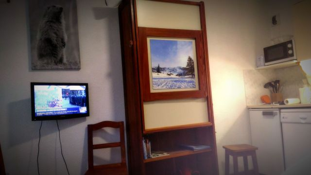 Studio in bourg saint maurice - Vacation, holiday rental ad # 66079 Picture #8