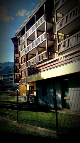 Studio in bourg saint maurice - Vacation, holiday rental ad # 66079 Picture #0