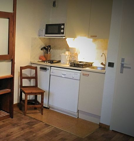 Studio in bourg saint maurice - Vacation, holiday rental ad # 66090 Picture #8